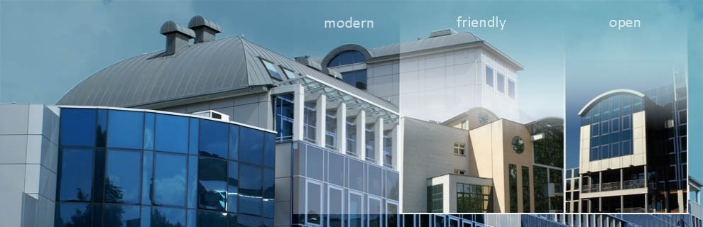 modern...friendly...open => University of Zielona Gora